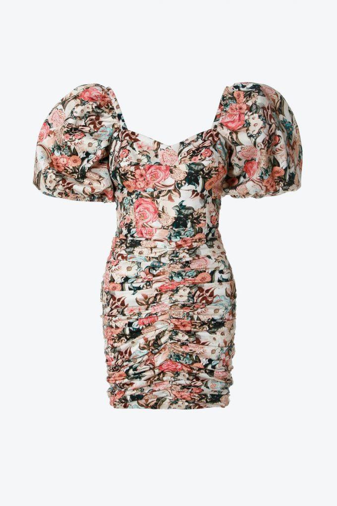 OL100002614 Dress Gracia Bridal Rose1B