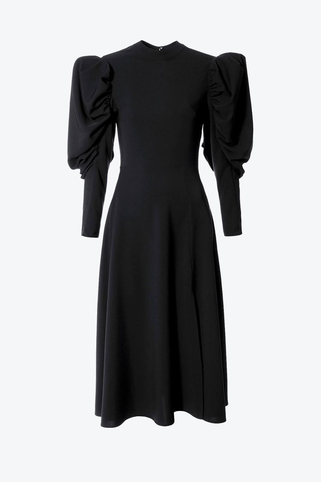 OL100002617 Dress Wendy black1