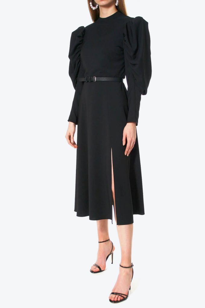 OL100002617 Dress Wendy black3