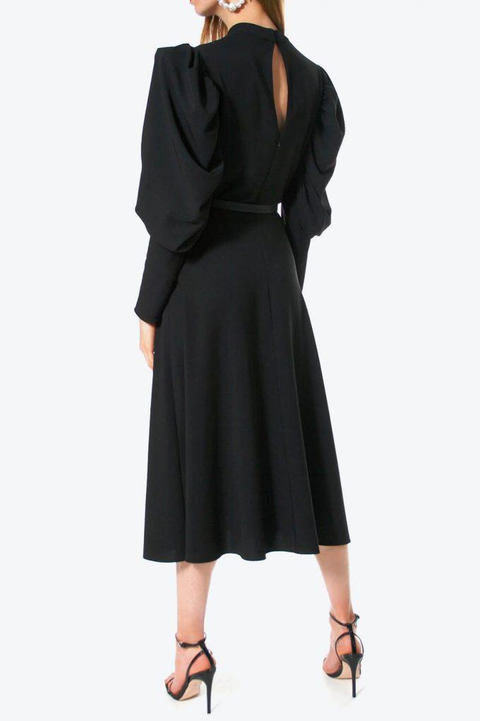 OL100002617 Dress Wendy black4