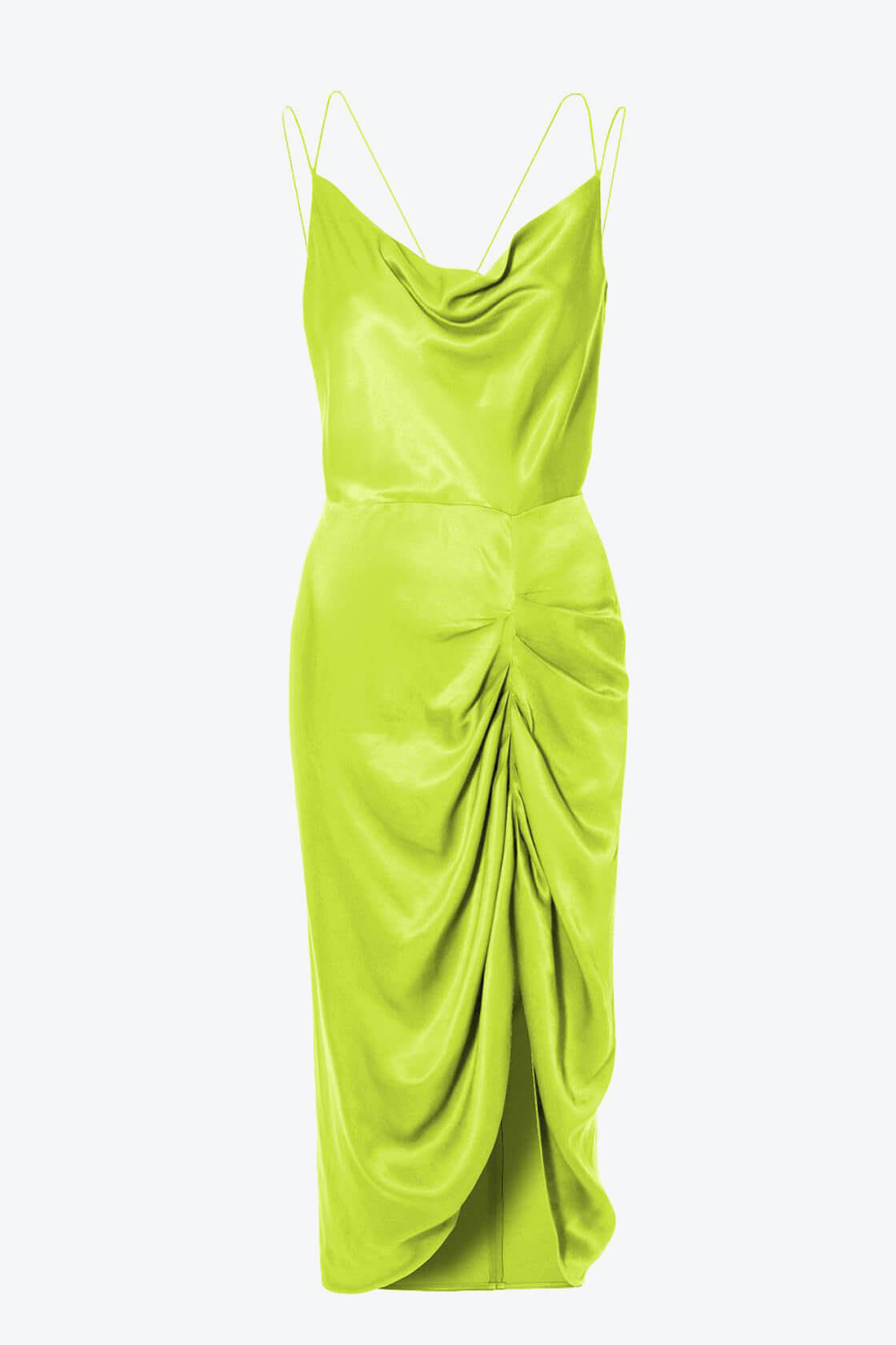 OL100002563 Dress Ava Wild Lime1