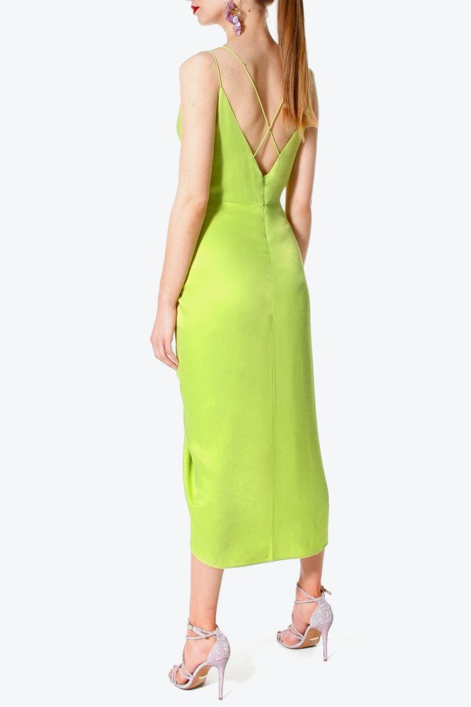 OL100002563 Dress Ava Wild Lime3
