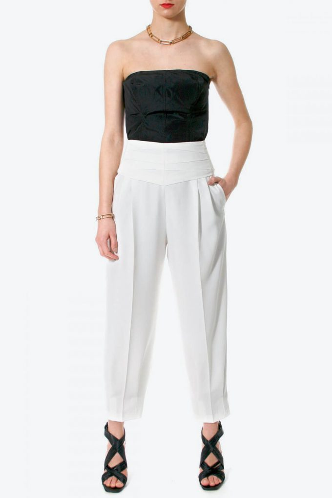 OL100002578 Trousers Bianca Vanilla Ice2