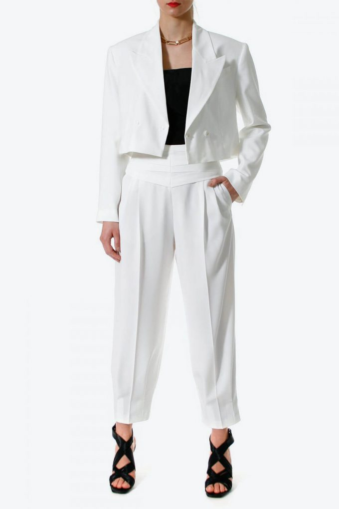 OL100002578 Trousers Bianca Vanilla Ice3