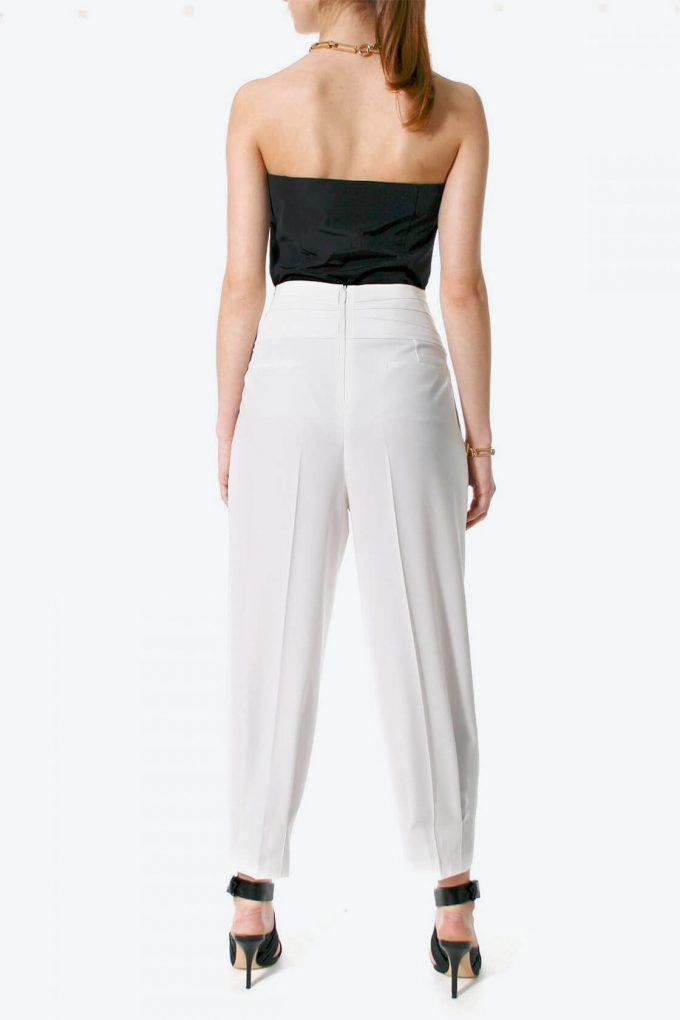 OL100002578 Trousers Bianca Vanilla Ice4