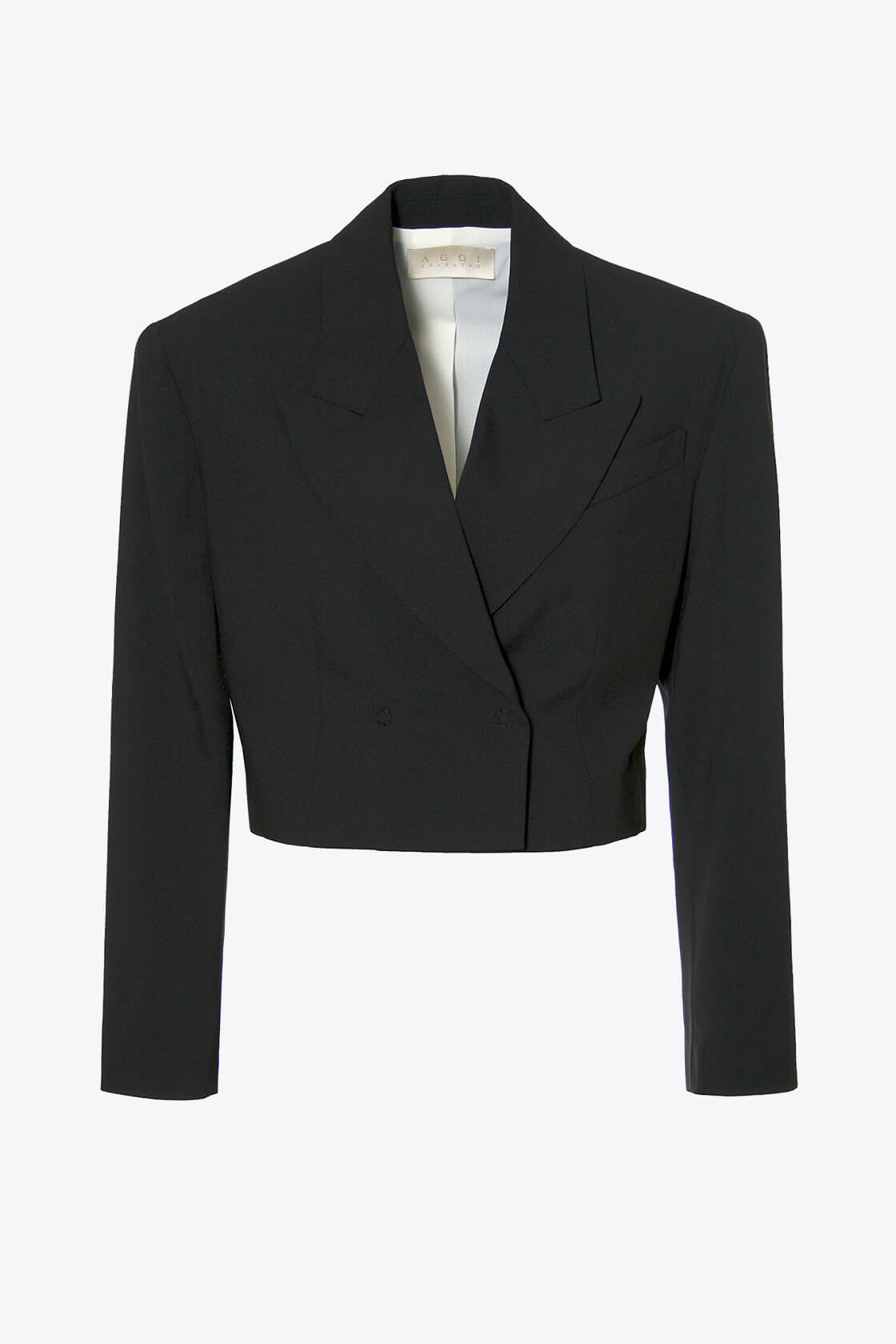 OL100002579 Blazer Giorgia Neutral Black1