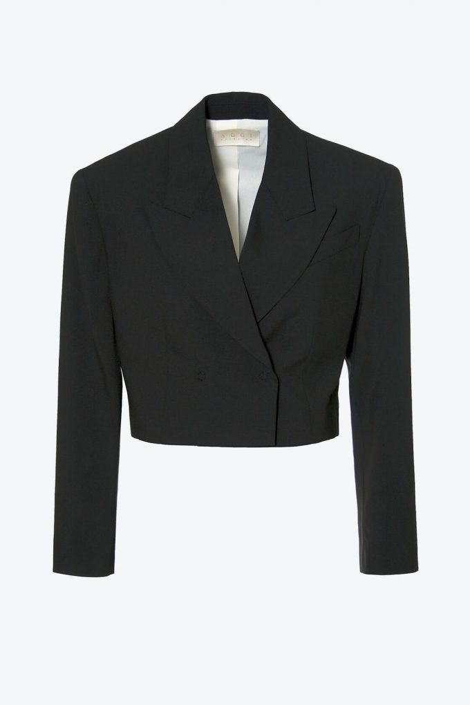 OL100002579 Blazer Giorgia Neutral Black1B
