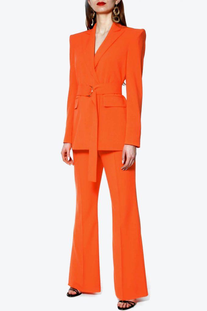 OL100002582 Pants Camilla Tangerine2