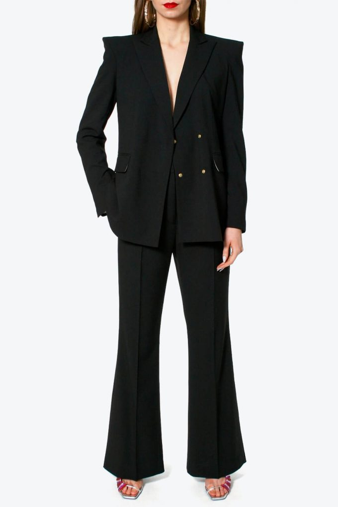 OL100002584 Pants Camilla Neutral Black 2