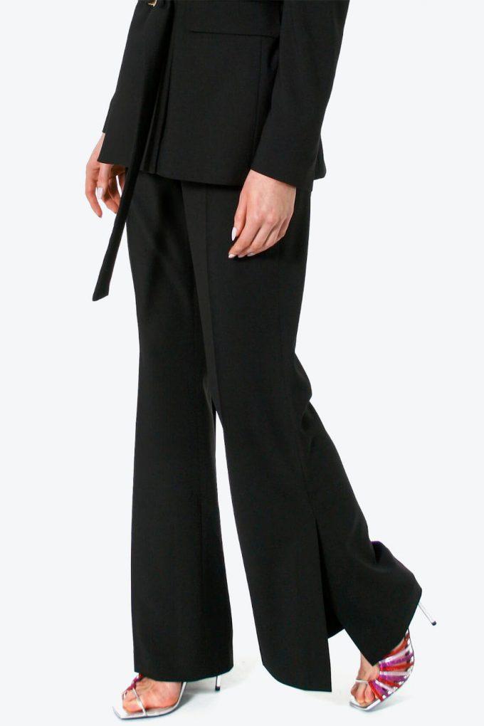 OL100002584 Pants Camilla Neutral Black 5