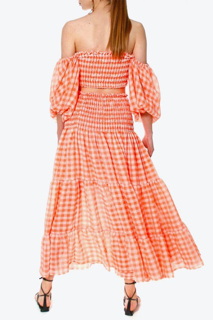 OL100002590 Skirt Lola Bright Marigold2