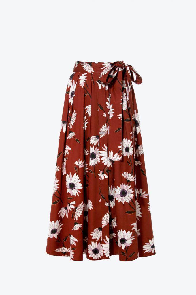 OL100002592 Skirt Gabriella Henna1B