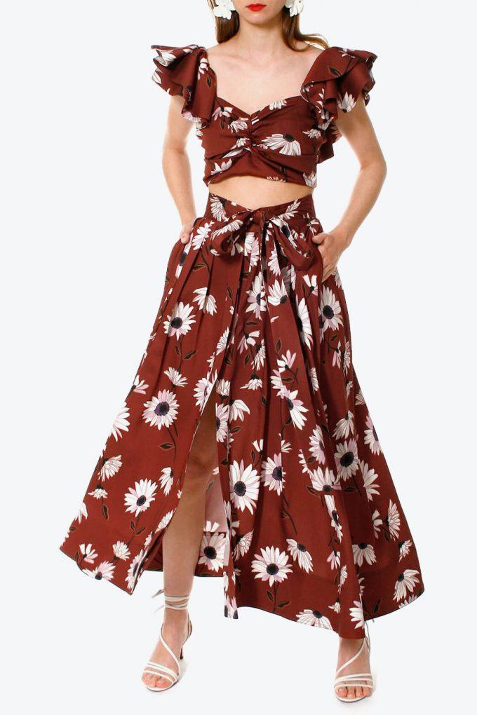 OL100002592 Skirt Gabriella Henna2