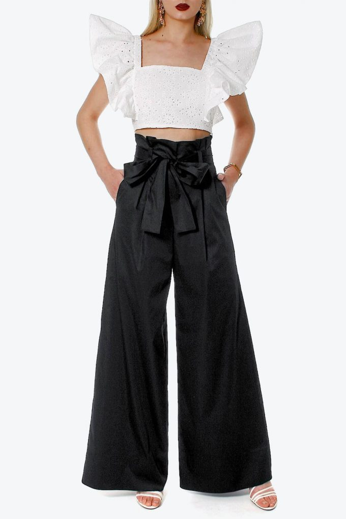 OL100002594 Pants Andie Super Black2