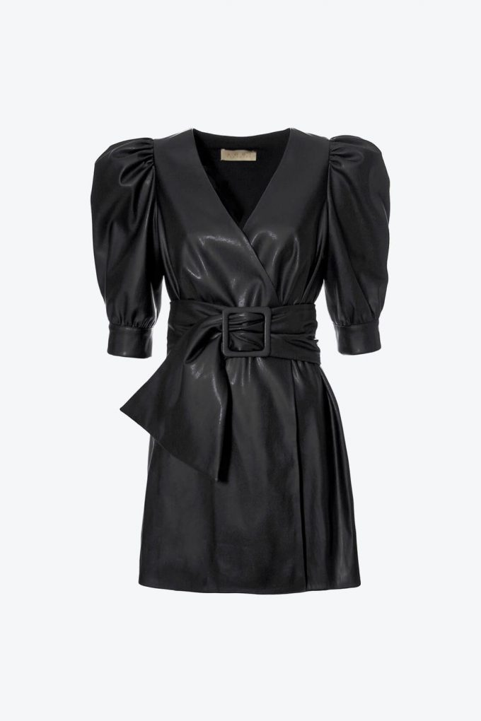 OL100002602 Dresses Andrea Cynical Black1B