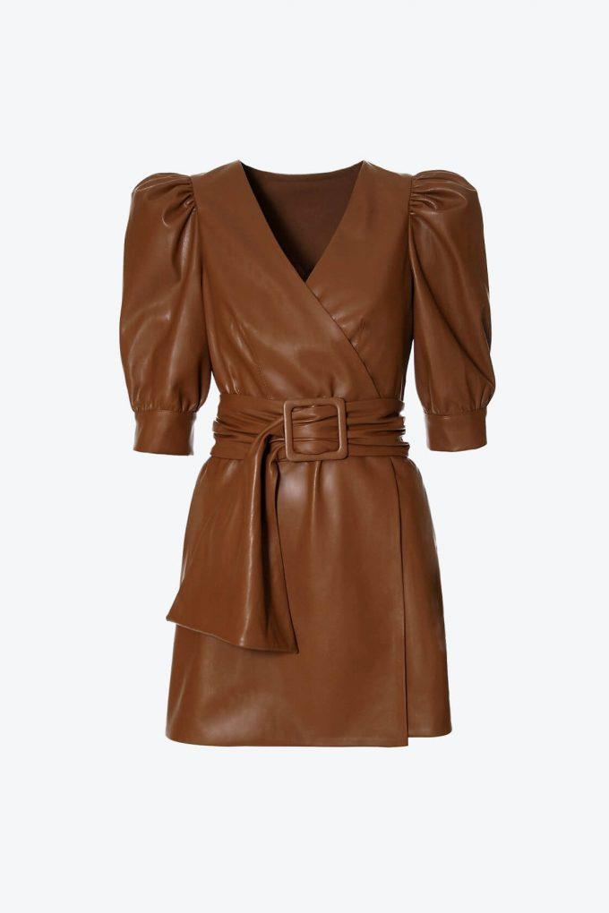 OL100002603 Dress Andrea Aztec1B