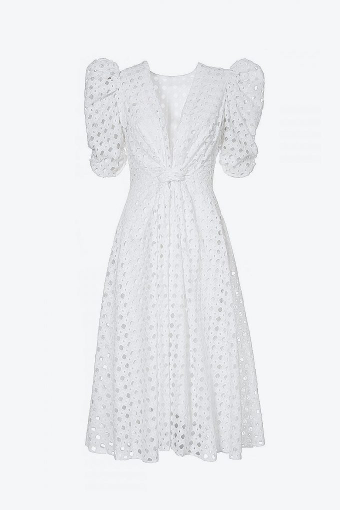 OL100002623 Dress Alta Blanc De Blanc1B
