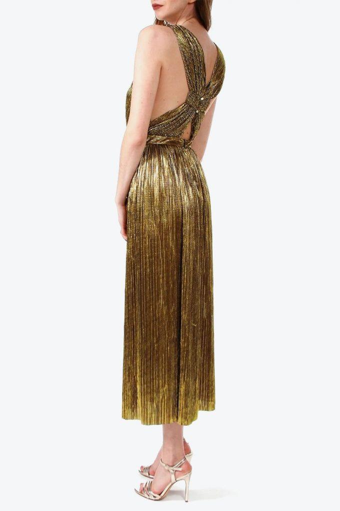 OL100002627 Dress Marjolaime Soleil Dor3