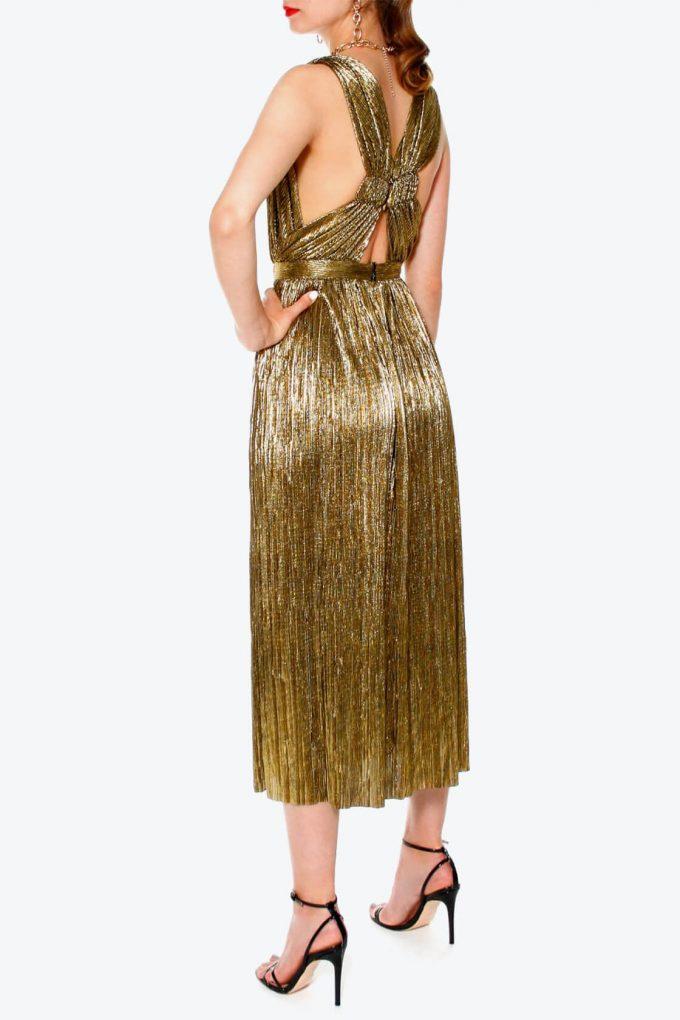 OL100002627 Dress Marjolaime Soleil Dor4