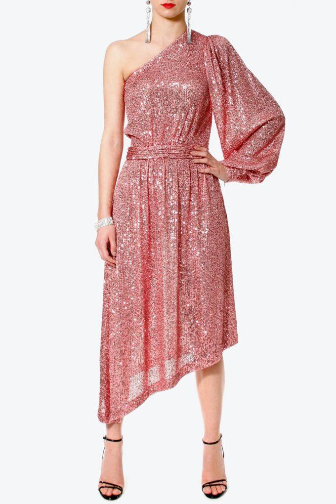 OL100002628 Dress Veronica Evening Sand2