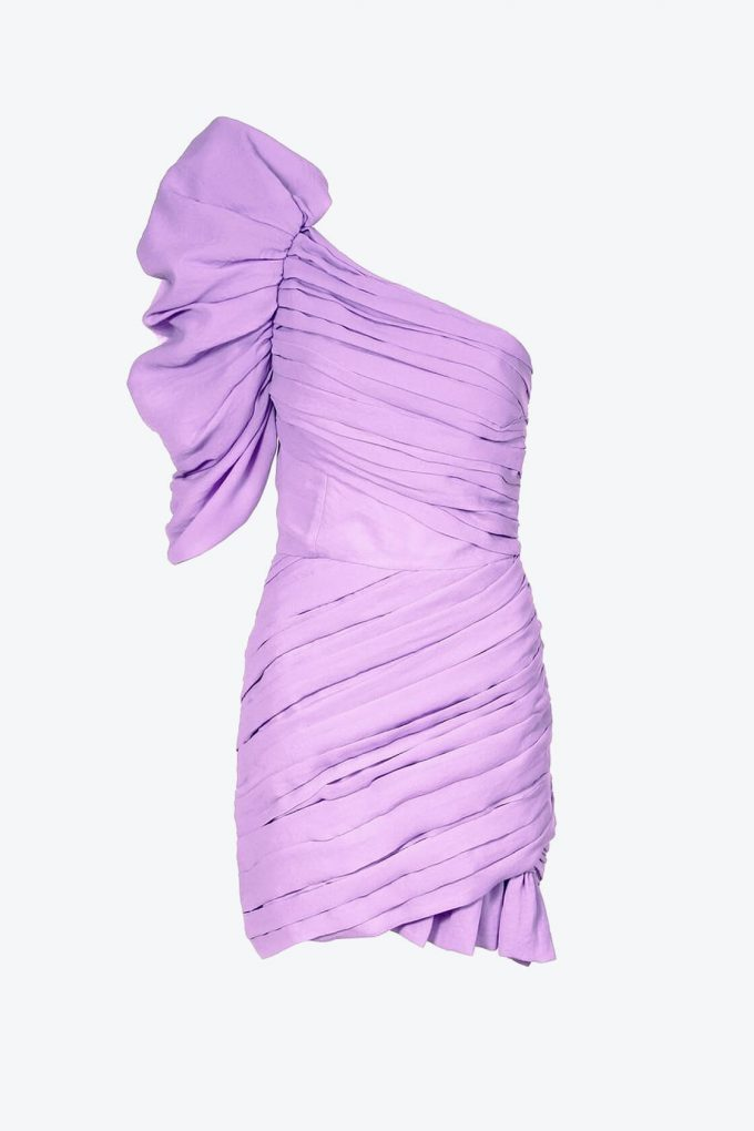 OL100002631 Dress Alexis Lavender1B