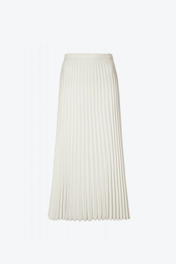 OL100002634 Skirt Elvira Cream White1B