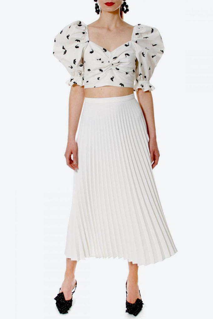 OL100002634 Skirt Elvira Cream White2