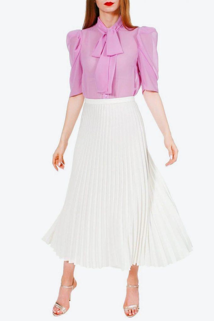 OL100002634 Skirt Elvira Cream White3