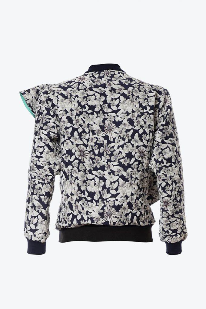 OL10000184 Jacquard bomber jacket2