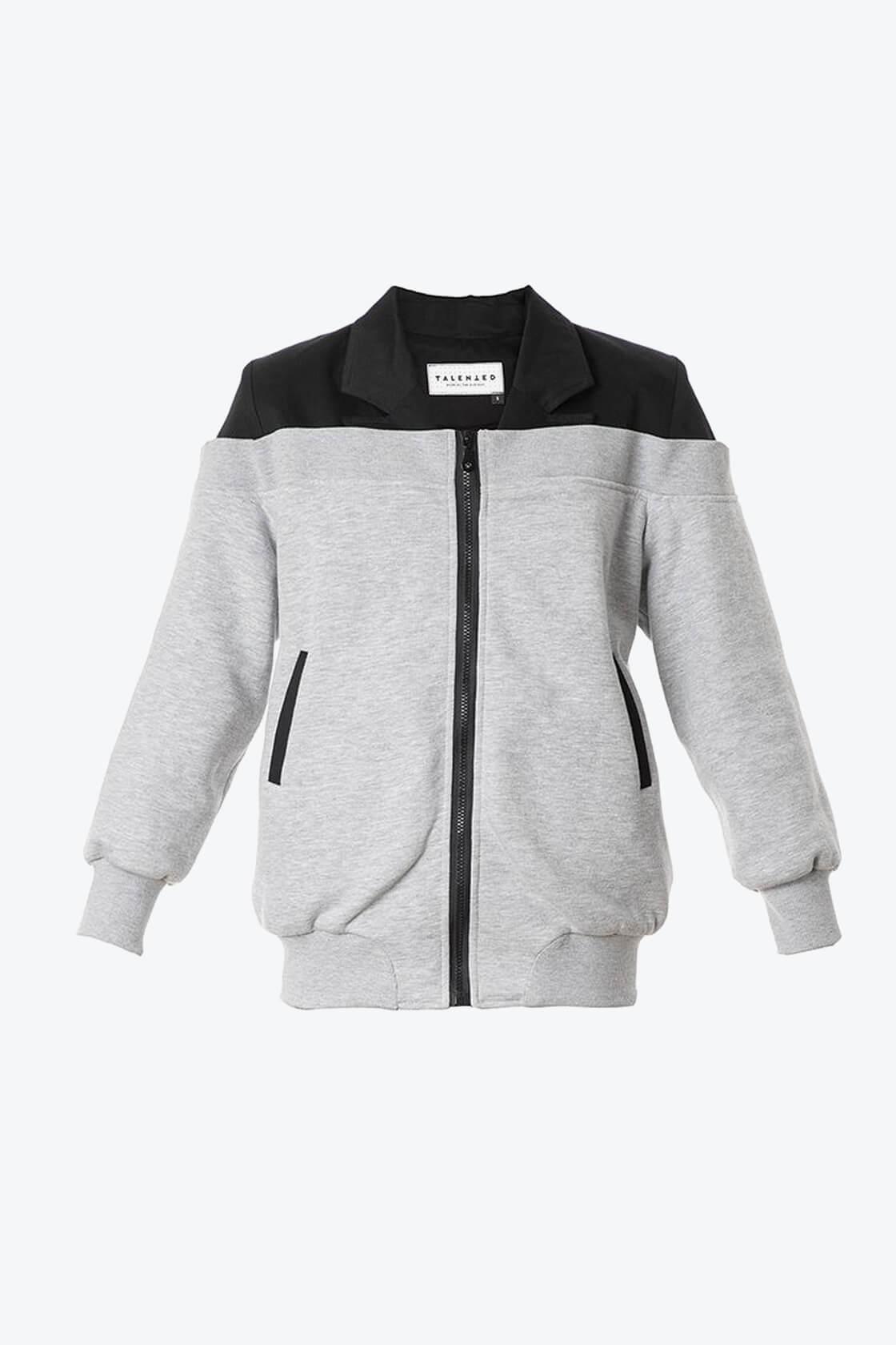 OL10000185 Blazer bomber jacket1