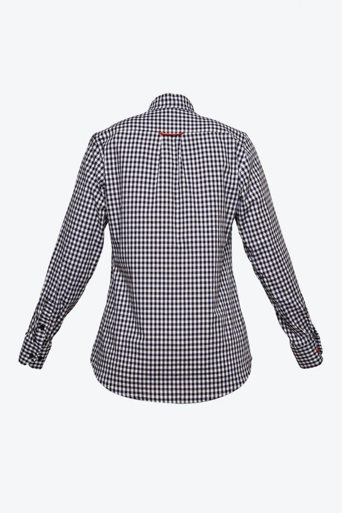 OL10000186 Gingham shirt2