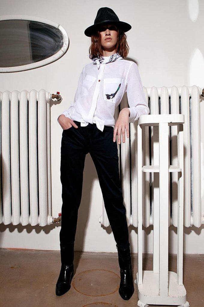 OL10000186 Magpie shirt3