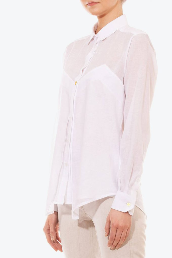 OL10000192 Long sleeve batista blouse3