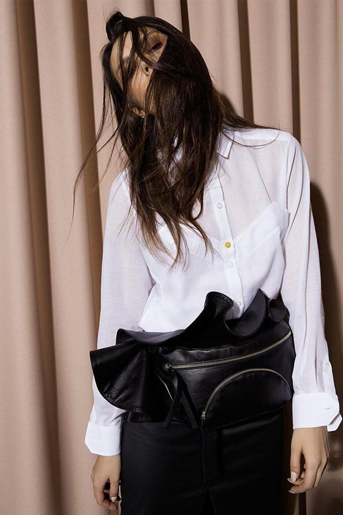 OL10000192 Long sleeve batista blouse4