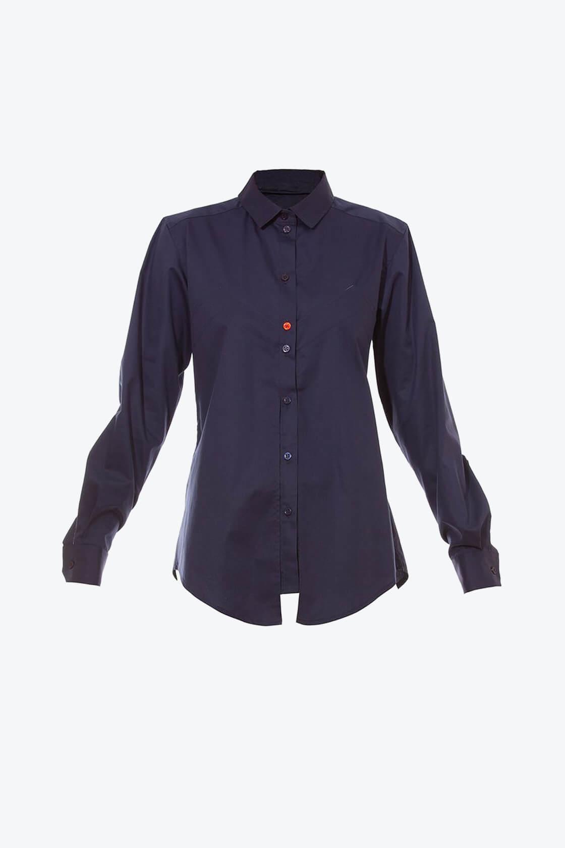 OL10000196 Long sleeve shirt blouse1