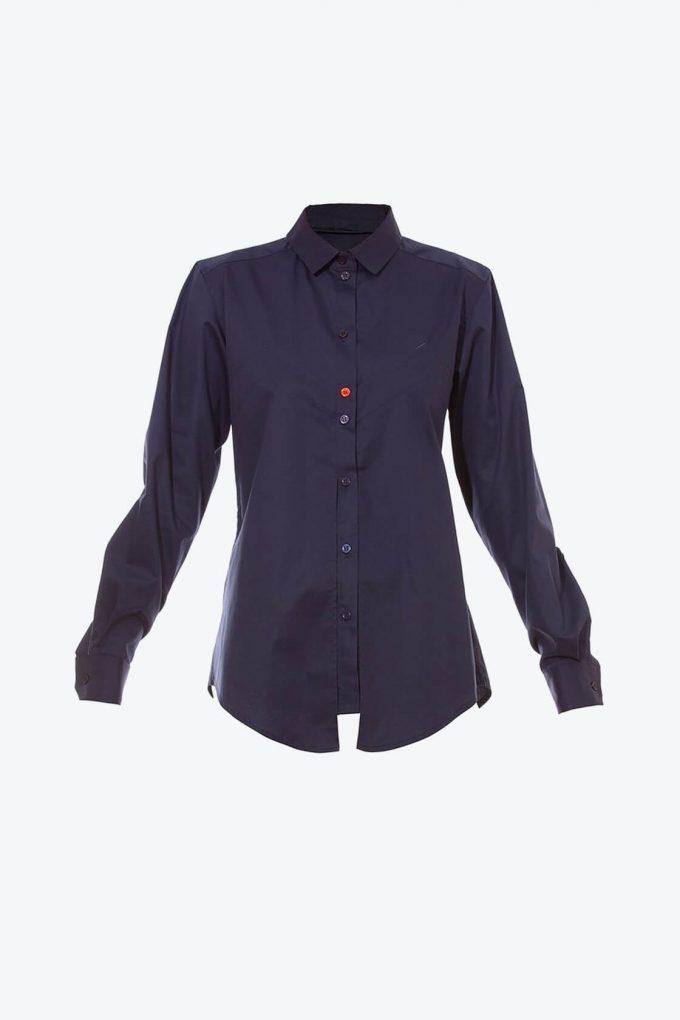 OL10000196 Long sleeve shirt blouse1B