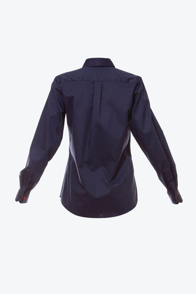 OL10000196 Long sleeve shirt blouse2
