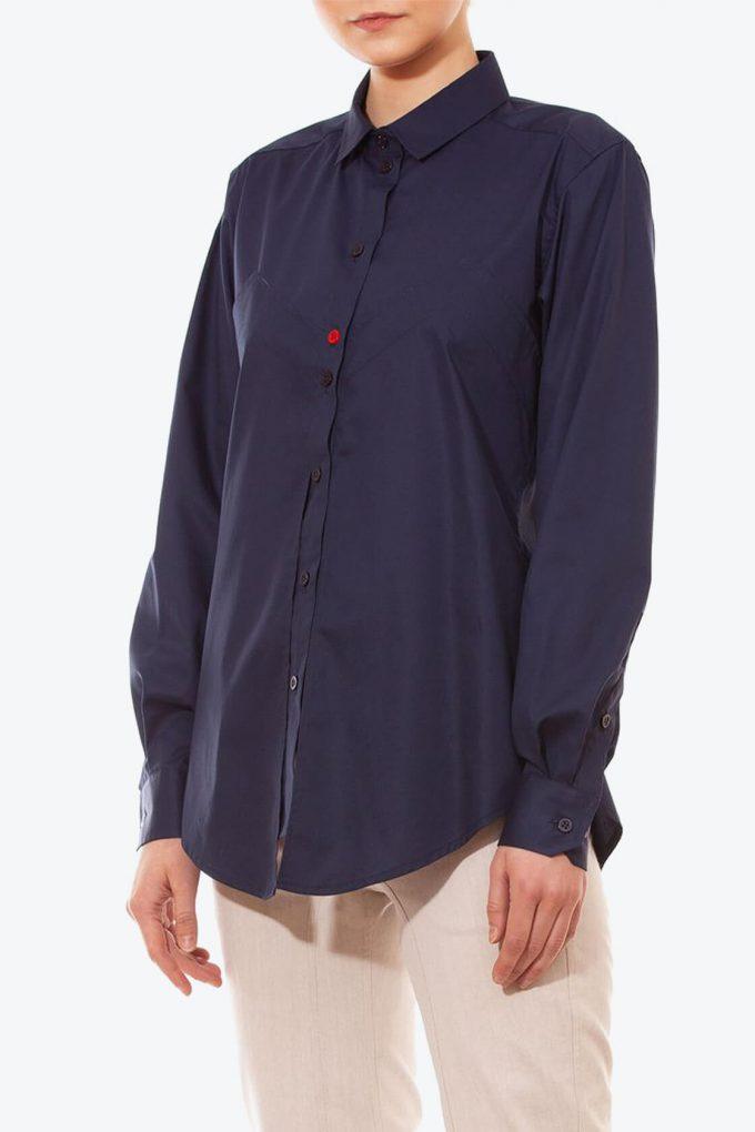 OL10000196 Long sleeve shirt blouse3