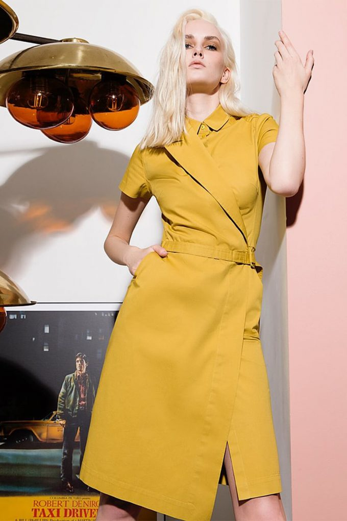 OL10000202 Asymmetric blazer dress4