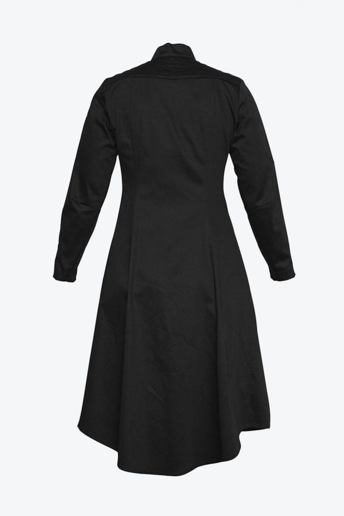 OL10000209 Biker dress2