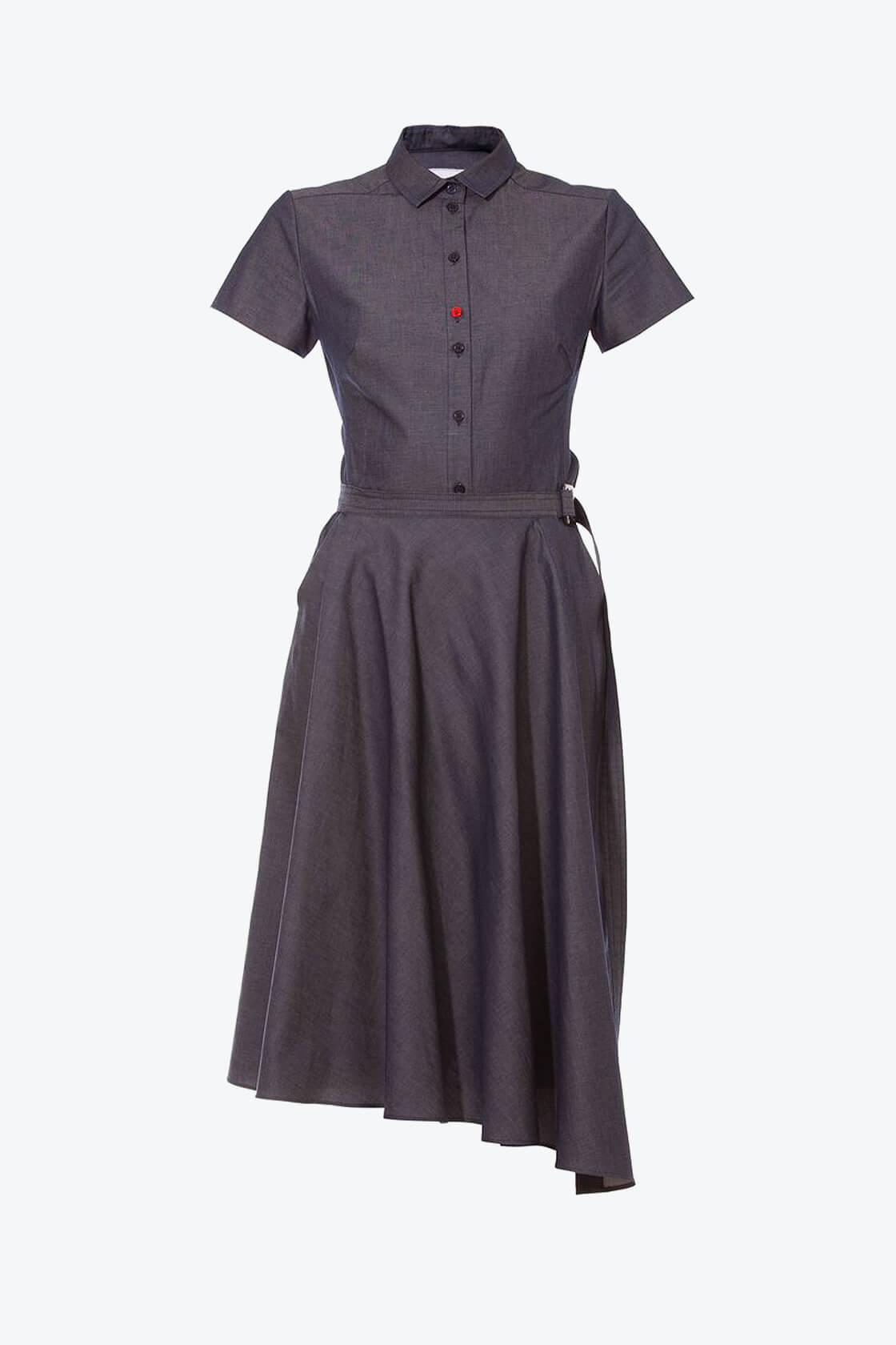 OL10000212 Denim dress1
