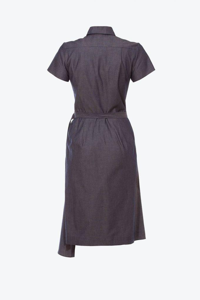 OL10000212 Denim dress2