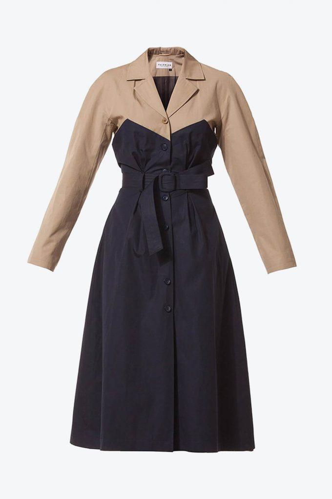 Ol10000219 2 Coloured Dresscoat1B