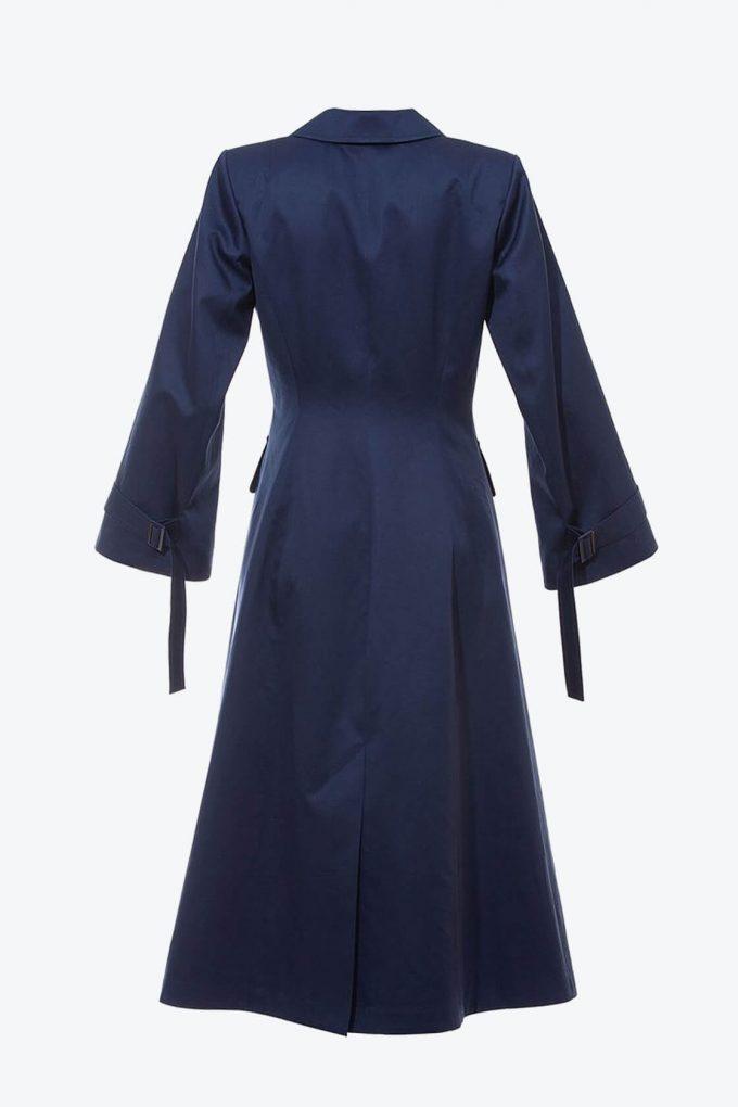 OL10000223 A line coat blue2