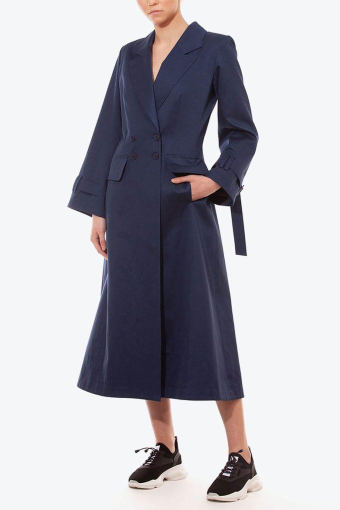 OL10000223 A line coat blue3