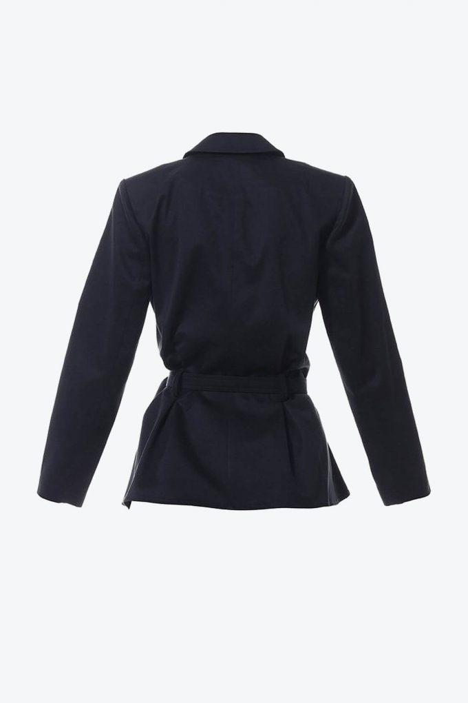 OL10000226 Belted wrap blazer2