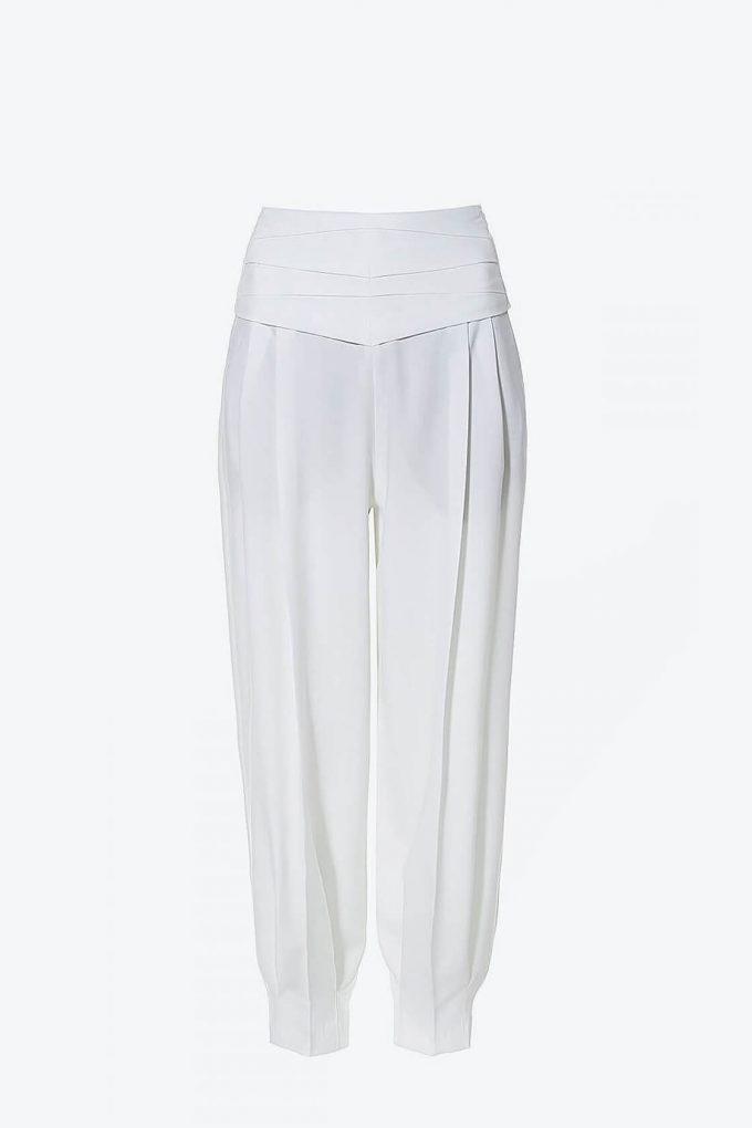 OL100002578 Trousers Bianca Vanilla Ice1B