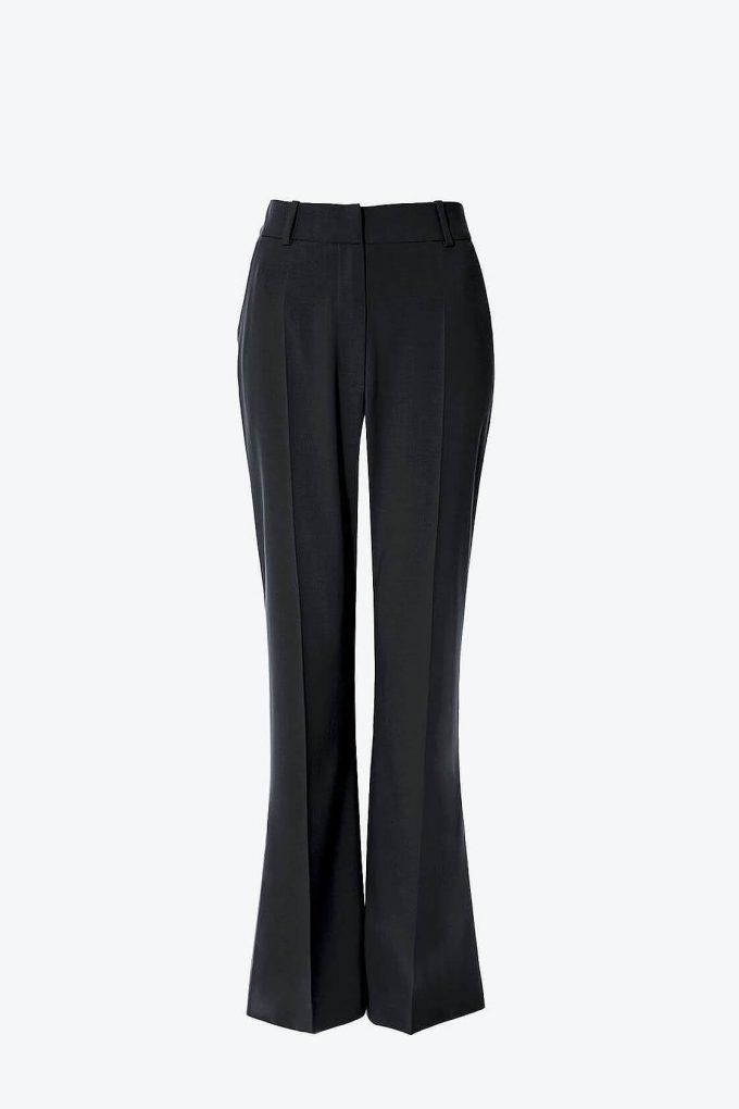 OL100002584 Pants Camilla Neutral Black 1B