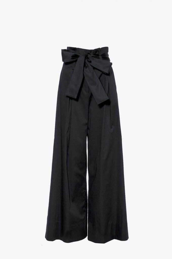 OL100002594 Pants Andie Super Black1B