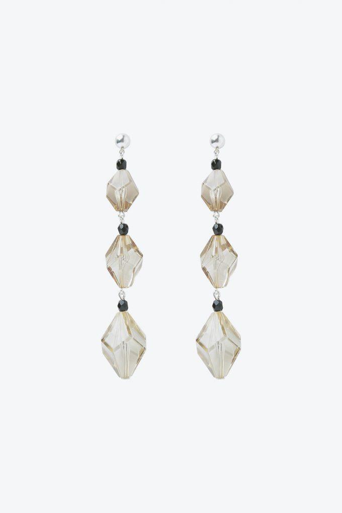 OL50000122 Crystal Statement Earrings1B